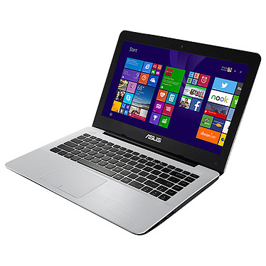 "ASUS X302LA-FN120H Intel Core i3-5010U 4 Go 500 Go 13.3"" LED HD Wi-Fi N/Bluetooth Webcam Windows 8.1 64 bits (garantie constructeur 1 an)"