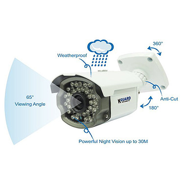 Avis KGuard Security HW113FPK