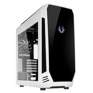 BitFenix Aegis (blanco) Maletín de torre mediana con ventana y logotipo digital personalizable
