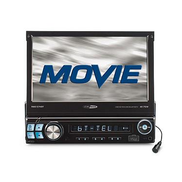 "Caliber RMD574BT Autoradio Tuner FM/USB/Carte SD MP3 avec Bluetooth A2DP et écran tactile 7"""