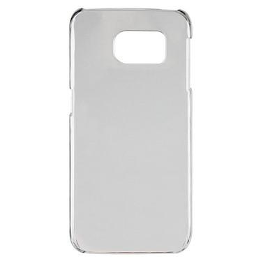 xqisit Coque iPlate Glossy Galaxy S6 Coque de protection bi-matière pour Samsung Galaxy S6