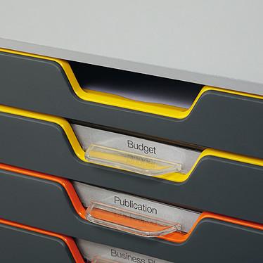 Acheter DURABLE Module de classement Varicolor 10 tiroirs 7610-27
