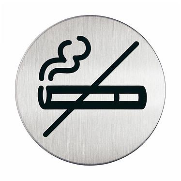 DURABLE Pictogramme rond symbole NE PAS FUMER diamètre 83 mm Pictogramme rond symbole NE PAS FUMER
