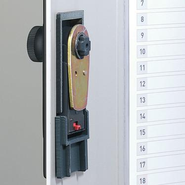 Avis DURABLE Armoire à clés KEYBOX fermeture à code pour 36 porte-clés
