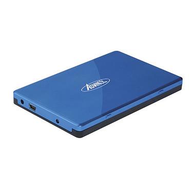"""Advance BX-2616BL (Bleu) Boitier externe USB 2.0 pour disque dur SATA 2.5"""""""