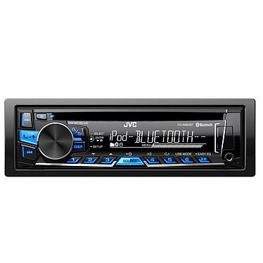JVC KD-R862BT Autoradio FM / CD / MP3 avec port USB et fonction Bluetooth