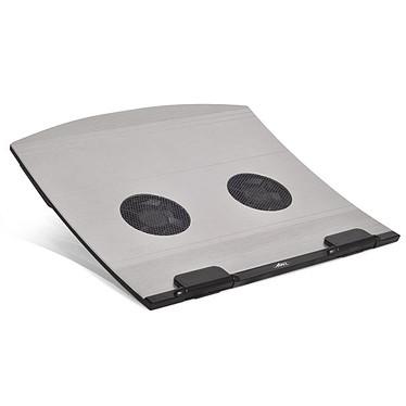 """Advance Cooltech x3 17,3"""" Refroidisseur pour ordinateur portable 17""""avec Hub USB (coloris gris)"""