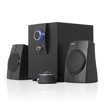 Advance SoundPhonic 2.1 Kit d'enceintes 2.1 (18W RMS)