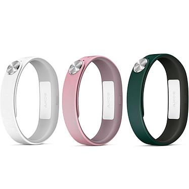 Sony SmartBand SWR10 Noir + 3 Bracelets L pas cher