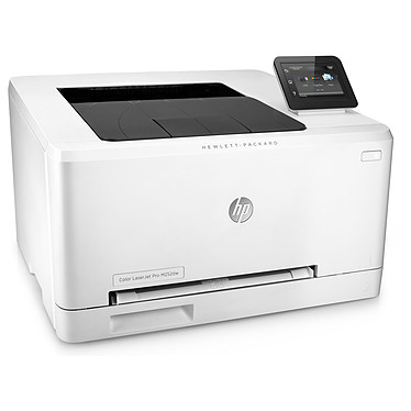 HP Color LaserJet Pro 200 M252dw (B4A22A) Imprimante laser couleurs (USB 2.0, Ethernet, Wifi, NFC)
