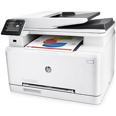Avis HP Color LaserJet Pro M277n (B3Q10A)