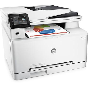 HP Color LaserJet Pro M277n (B3Q10A) Imprimante multifonction laser 4-en-1 couleur (USB 2.0/Ethernet)