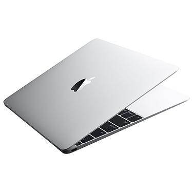 """Apple MacBook (2015) 12"""" Argent (MF855F/A) pas cher"""
