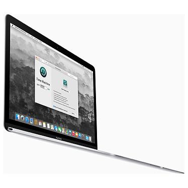 "Avis Apple MacBook (2015) 12"" Argent (MF855F/A)"