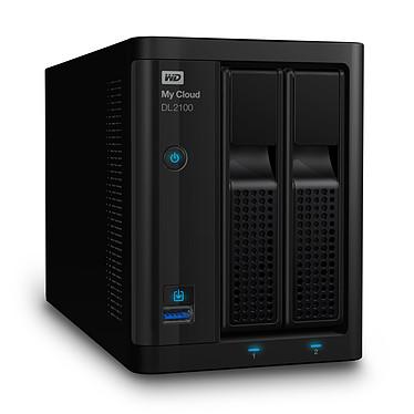 WD My Cloud Business Series DL2100 (sans disque)
