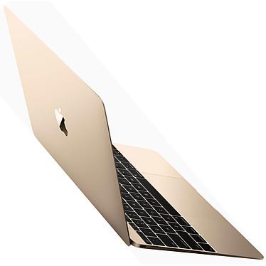 "Avis Apple MacBook (2015) 12"" Or (MK4M2F/A)"