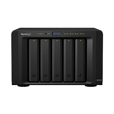 Avis Synology DiskStation DS1515