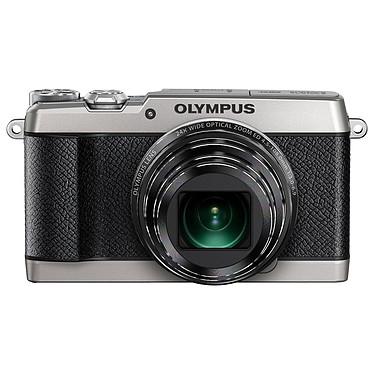 Olympus Stylus SH-2 Argent Appareil photo 16 MP - Zoom optique 24x - Vidéo Full HD 1080p - Wi-Fi