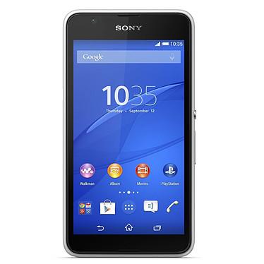 Sony Xperia E4g Dual Blanc