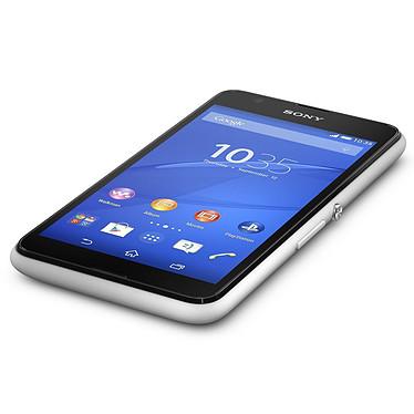Avis Sony Xperia E4g Dual Blanc