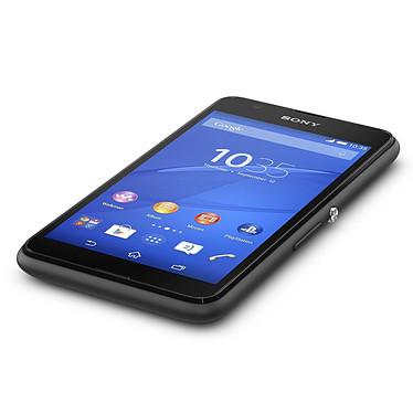 Avis Sony Xperia E4g Dual Noir