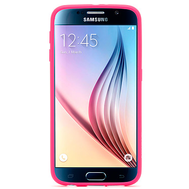 Griffin Reveal Rose/Transparent Samsung Galaxy S6 Coque de protection pour Samsung Galaxy S6