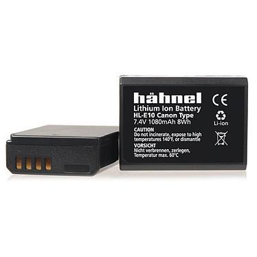 Hähnel HL-E10 Batería de repuesto compatible con Canon LP-E10