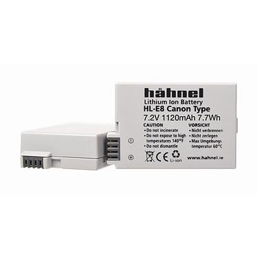 Hähnel HL-E8 Batterie de remplacement compatible Canon LP-E8