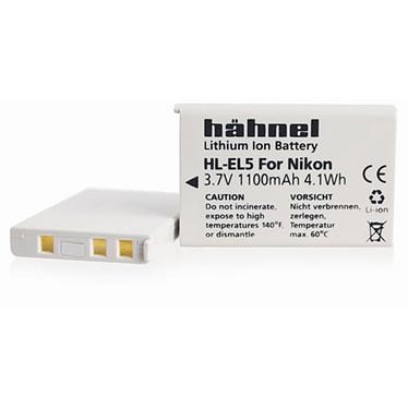 Hähnel HL-EL5 Batería de repuesto compatible con Nikon EN-EL5