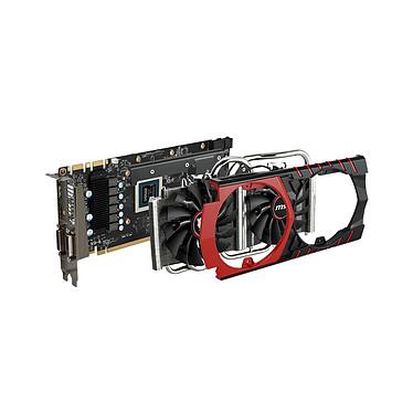 Acheter MSI GeForce GTX 970 GAMING 4G 4 Go