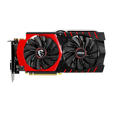 Avis MSI GeForce GTX 970 GAMING 4G 4 Go