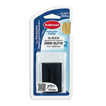 Hähnel HL-PLF19 Batterie de remplacement compatible Panasonic DMW-BLF19 (GH4 / GH5)