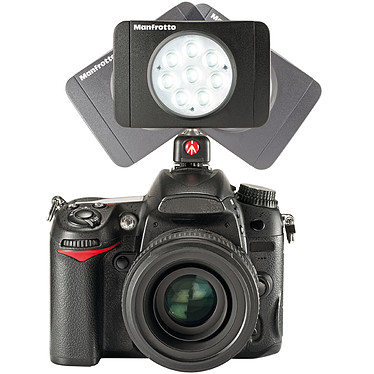 Flash de cámara de fotos