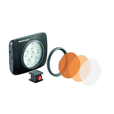 Manfrotto MLUMIEART-BK Torche LED Play série Lumie (6led) - noir