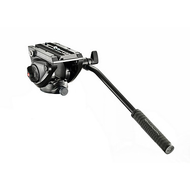 Manfrotto MVH500AH Rotule video fluide et legere à base plate