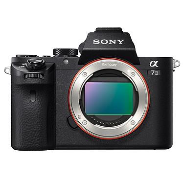 """Sony Alpha 7 II Cámara híbrida de 24,3 MP - Monitor de 3"""" - Vídeo Full HD (cuerpo desnudo)"""