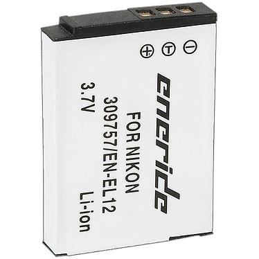 Eneride Batterie compatible EN-EL12 Batterie compatible EN-EL12 (pour Nikon Coolpix)