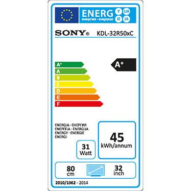 Sony KDL-32R500C pas cher