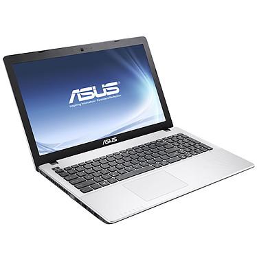 "ASUS X552MJ-SX006T Blanc Intel Pentium N3540 4 Go 1 To 15.6"" LED NVIDIA GeForce 920M Graveur DVD Wi-Fi N/Bluetooth Webcam Windows 10 Famille 64 bits (garantie constructeur 1 an)"