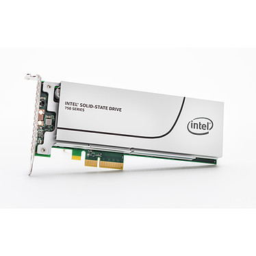 Intel Solid-State Drive 750 Series 400 Go