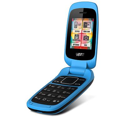 """Yezz Classic C50 Dual SIM Bleu Téléphone 2G Dual SIM avec écran 1.8"""""""