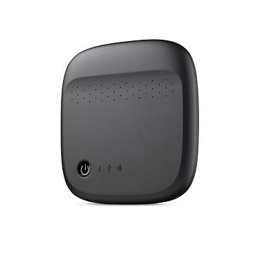 Seagate Wireless 500 Go noir