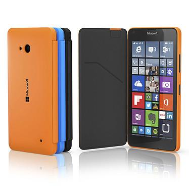 Microsoft CC-3090 Bleu Lumia 640 XL Etui folio pour Microsoft Lumia 640 XL