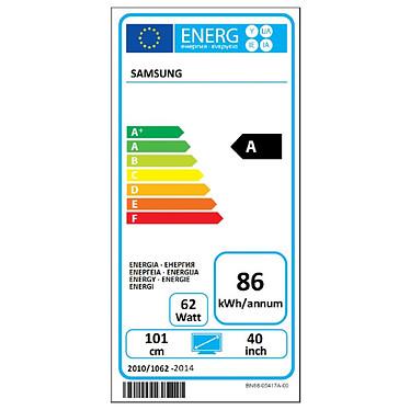 Samsung UE40JU6570 pas cher