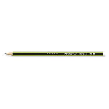 STAEDTLER Lot de12 crayons Noris Eco 180 30 Lot de 12 crayons graphite haute qualité à tête coupée 180 30-HB