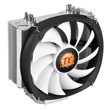 Thermaltake Frio Silent 12 Ventilateur processeur 120 mm pour Intel et AMD - TDP jusqu'à 150W