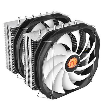 Thermaltake Frio Extreme Silent 14 Dual Ventilateur processeur double 140 mm pour Intel et AMD - TDP jusqu'à 240W