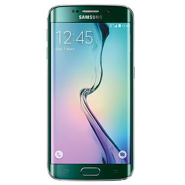 "Samsung Galaxy S6 Edge SM-G925F Vert 32 Go Smartphone 4G-LTE Advanced - Exynos 7420 8-Core 2.1 Ghz - RAM 3 Go - Ecran tactile 5.1"" 1440 x 2560 - 32 Go - NFC/Bluetooth 4.1 - 2600 mAh - Android 5.0"
