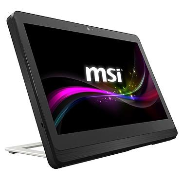 """MSI AP16 Flex-030XEU Intel Celeron J1900 4 Go SSD 128 Go LED 15.6"""" Tactile Wi-Fi AC/Bluetooth Webcam (Garantie constructeur 2 ans enlèvement sur site)"""