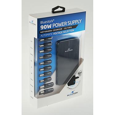 Avis Bluestork 90W Slim Power Supply (automatic voltage)
